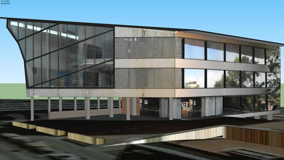 Biblioteca Montserrat Roig a Sant Feliu de Llobregat