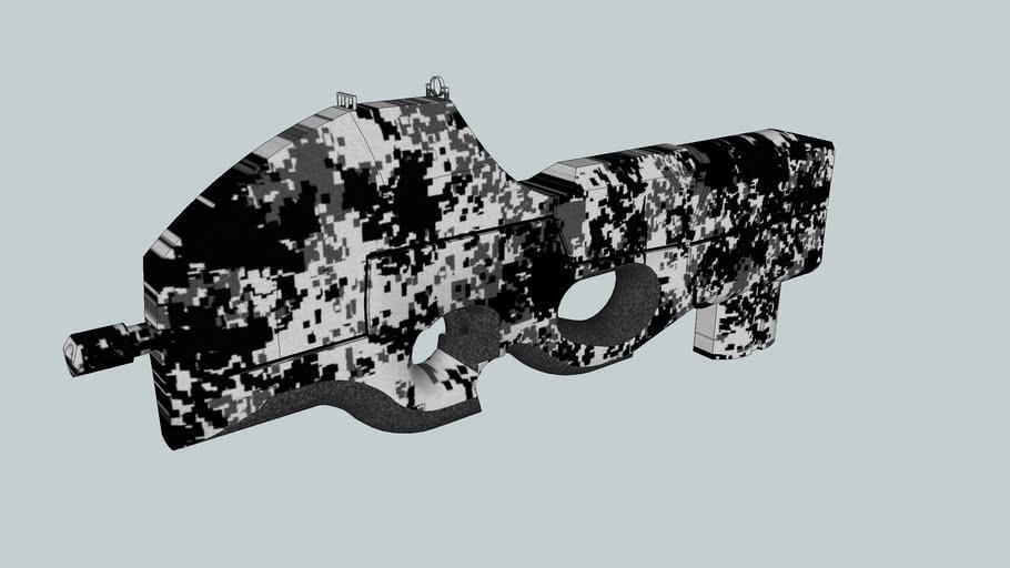 Pulse Rifle SMG