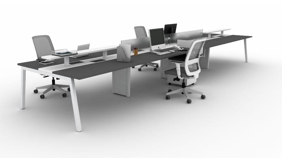 Linha New Open - Cavalete - WorkSolution
