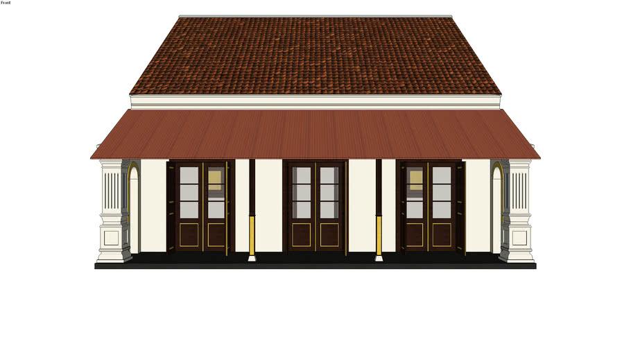 Fauzan Ali House