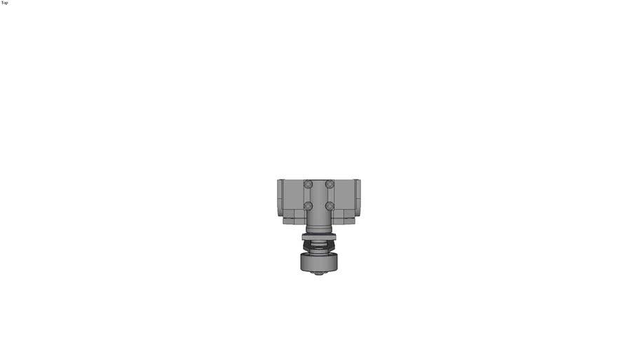 Z/T 256 - roller lever 7H