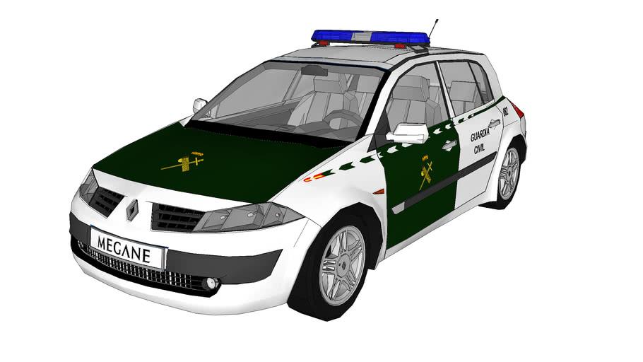 Renault Megane G.Civil España