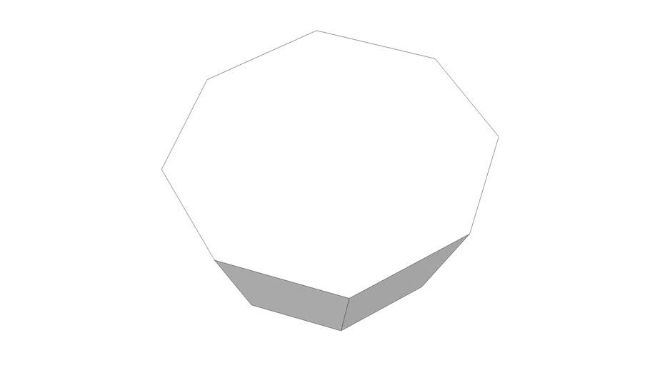 ditetragonal prism