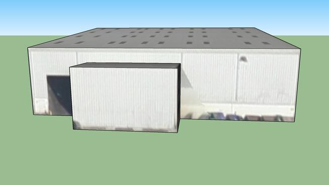Building in San Leandro, CA, USA