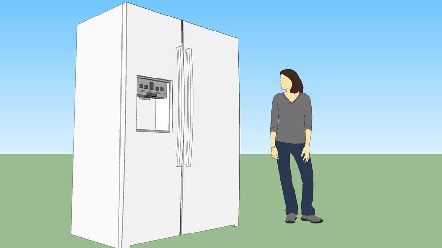 Refrigator , Freezer