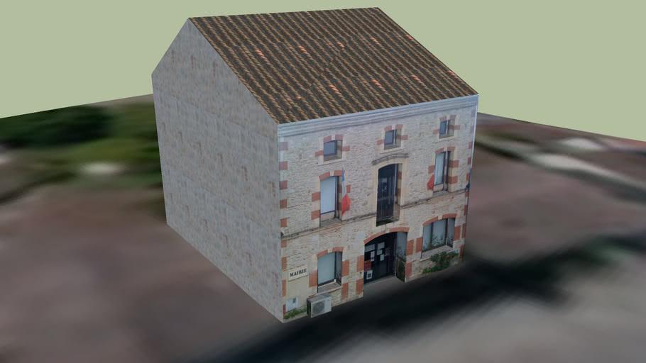Mairie du lédat
