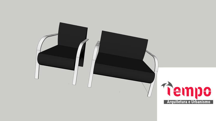 Poltronas Cadeiras Escritorio Salao de Beleza Cabelo Cabeleireiro