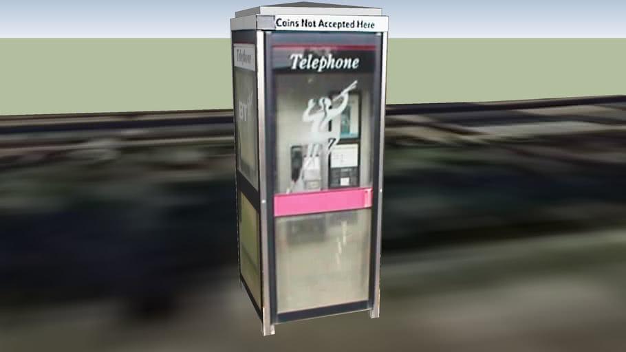 Telephone kiosk #7, Cam