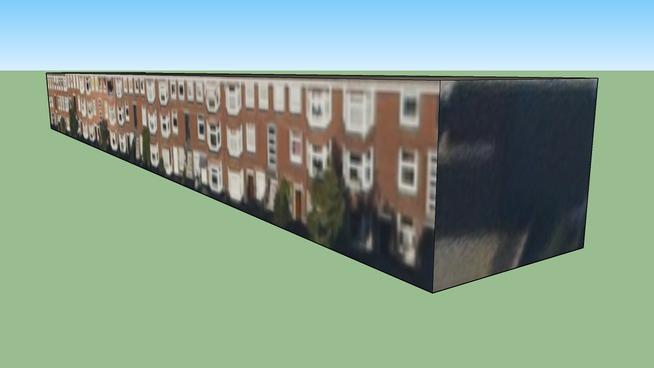 Строение по адресу 2573 VB Гаага, Нидерланды