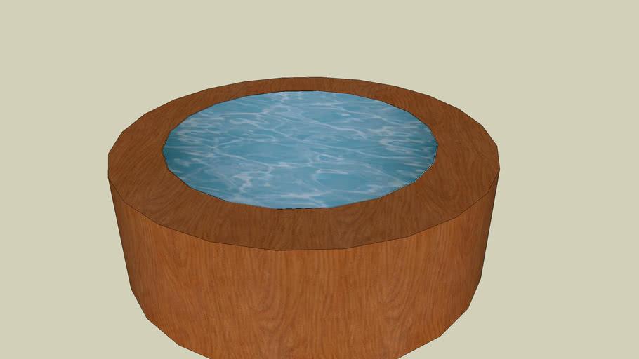 Hot Tub to enjoy