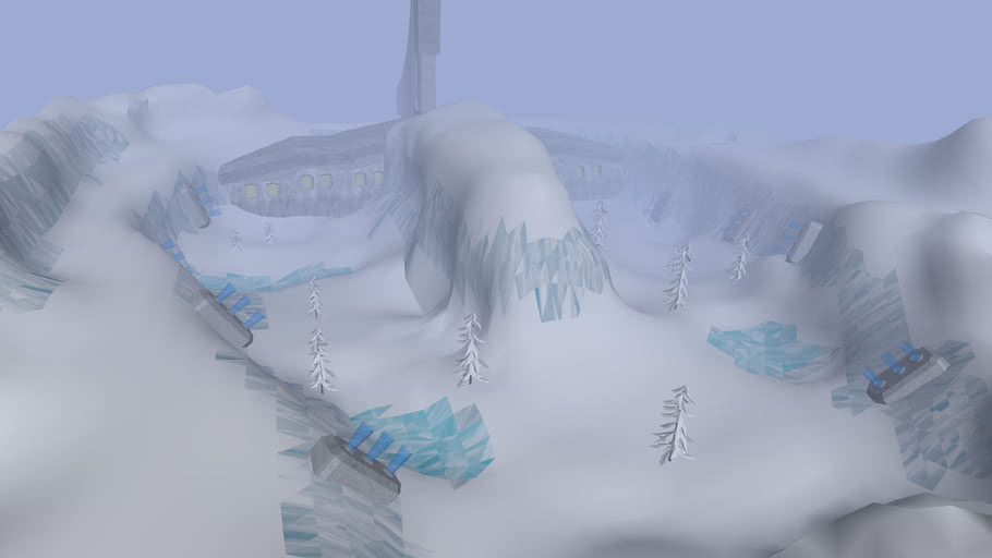 Avalanche Map for Unlimitedguy's [Avalanche Contest}