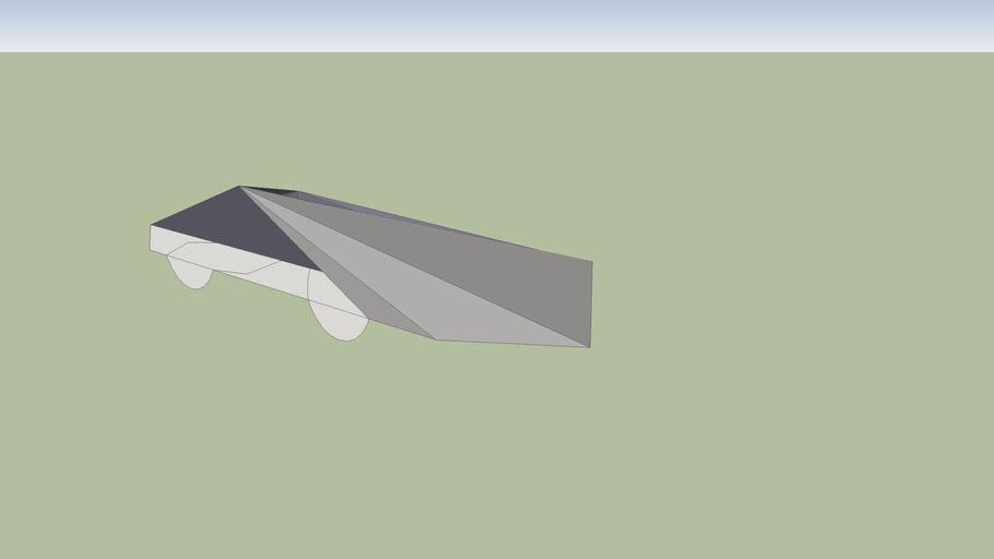 3D Solar Car Design