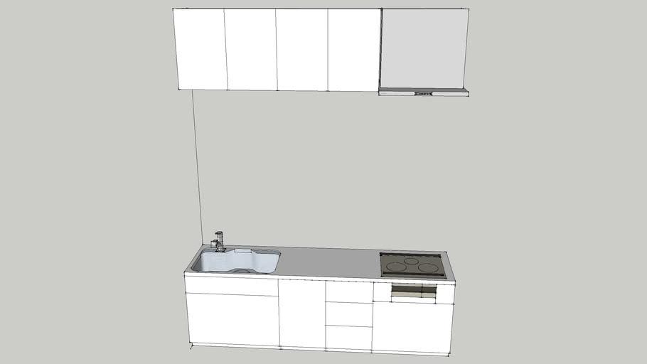 キッチン2550