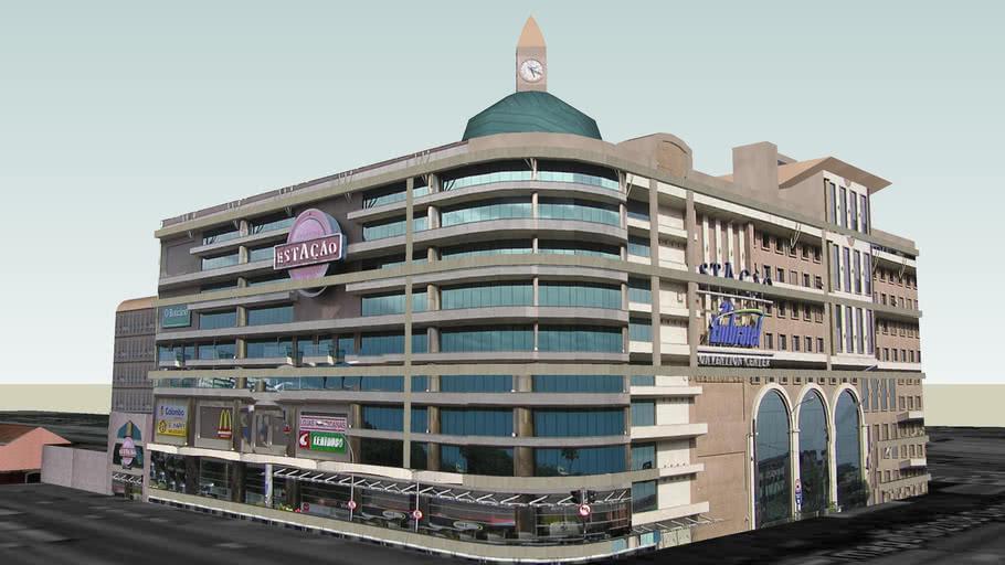 Shopping Estação - Estação Embratel Convention Center