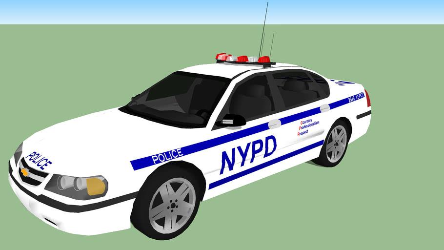 NYPD 2000 Impala
