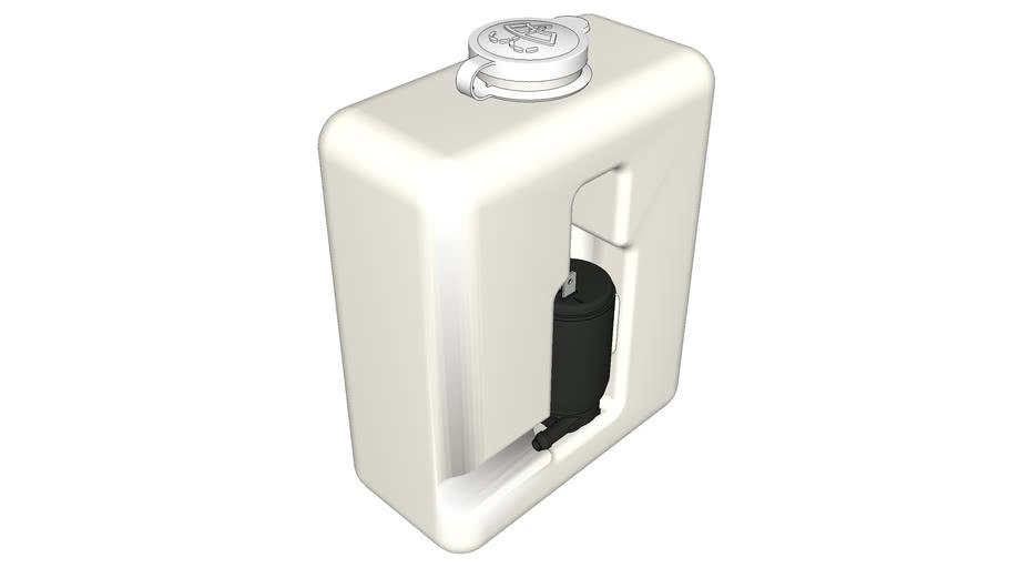 Wash Pump Bottle