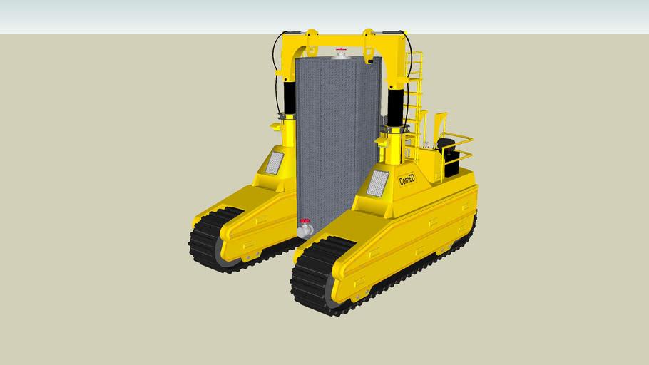 ComEd Gantry Jack Heavy Lift Crawler