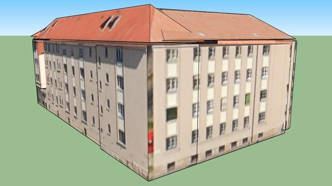 Condominium Kosztolanyi ter