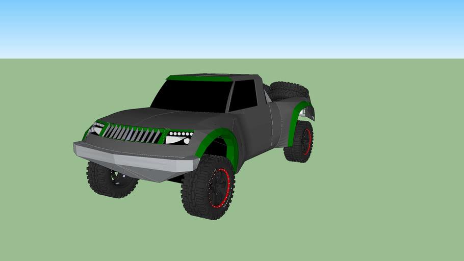 Baja Race Truck