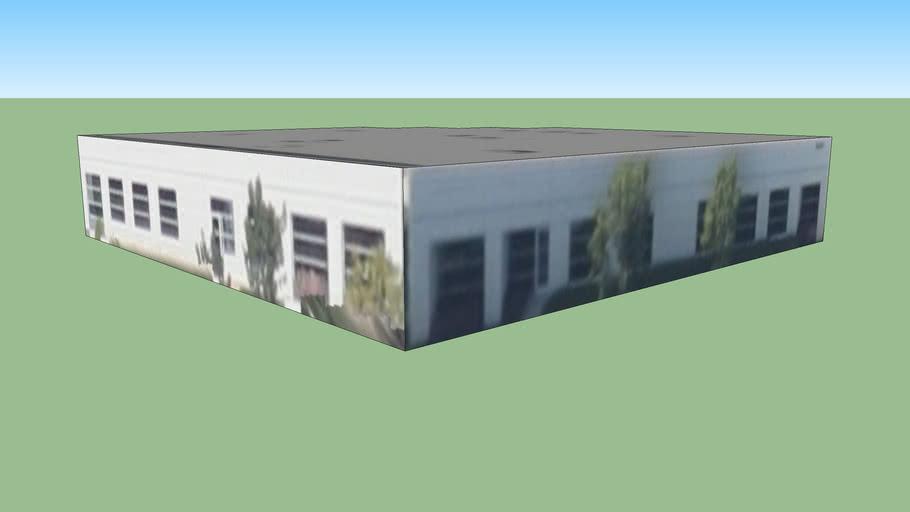 Building on Laguna Canyon rd, Irvine, CA USA