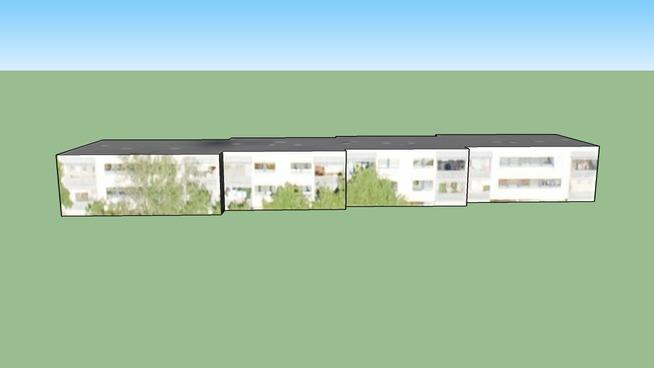 Bygning i Oslo, 0890, Norge