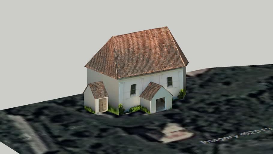 kecseti templom