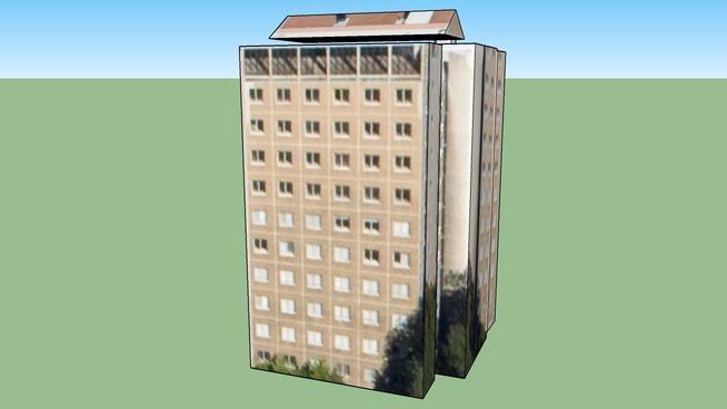 Edificio en Helsinki, Finlandia