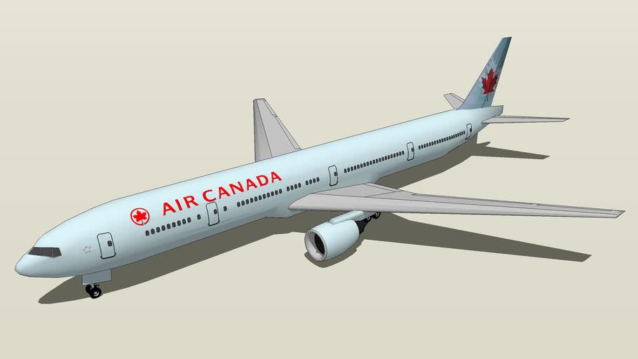 Boeing 777-300 Air Canada