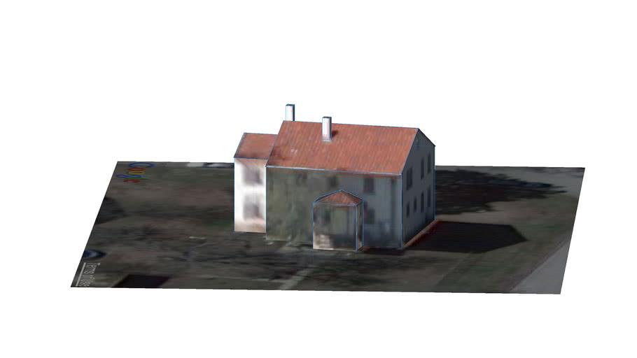 Military housing in San Antonio, TX, USA