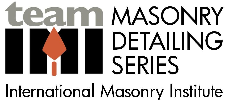 Masonry Detailing Series