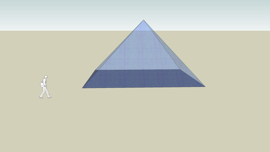Piramide del lourve