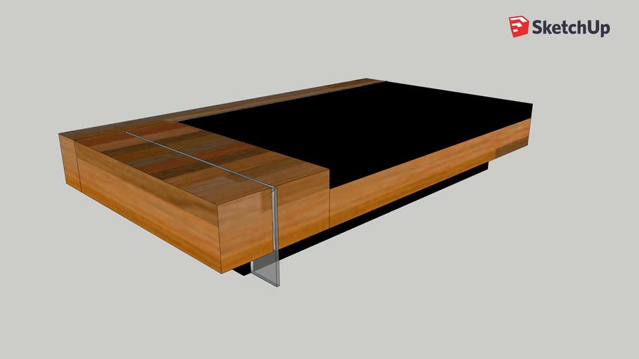Tyl mesa de centro 1,60 x 0,91