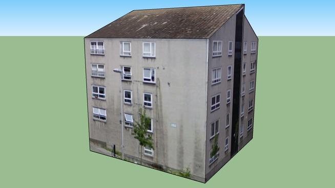 Building in Edinburgh EH8 9UQ, UK