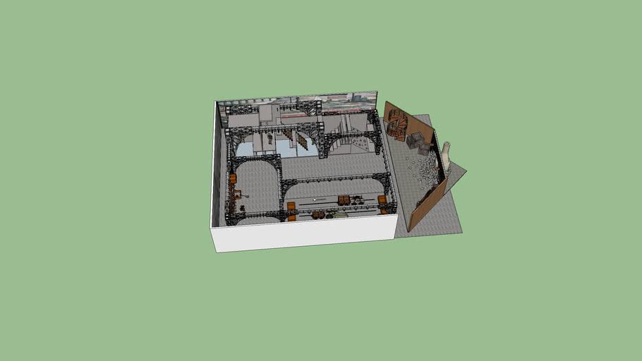 Ollys Gameshow Model- USW