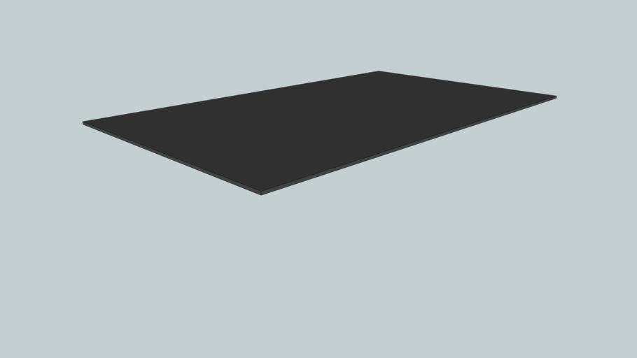 ISO Poly 80 x 48 Cardboard Sheet
