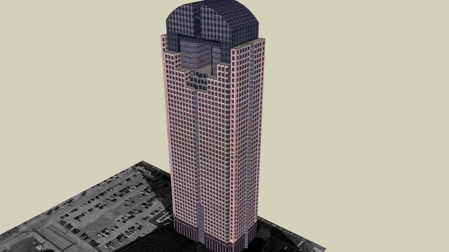 JP Morgan Chase Tower, Dallas