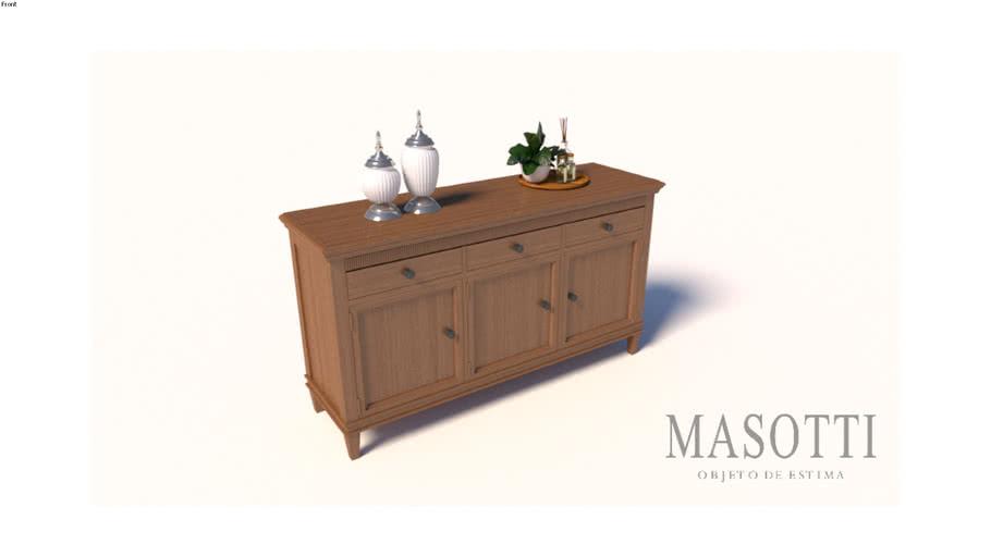 Buffet Coleção Masotti MAS.361.1 F15