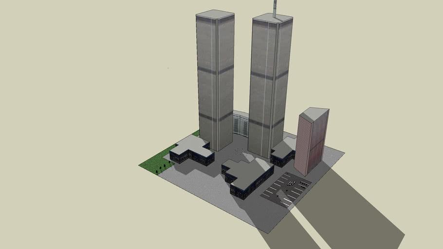 The world Trade center complex