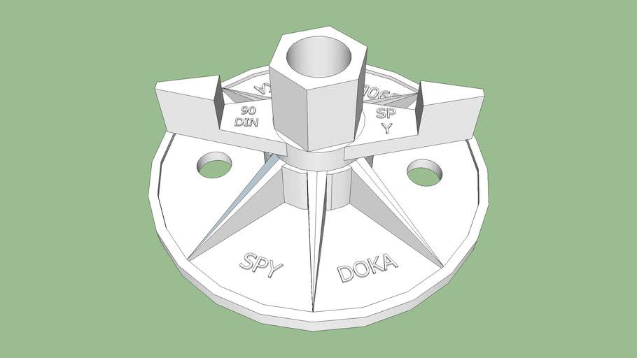 DOKA S90DIN SPY