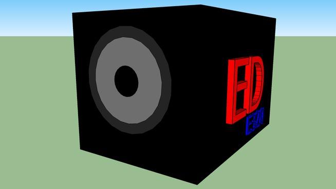 ED E320 Subwoofer