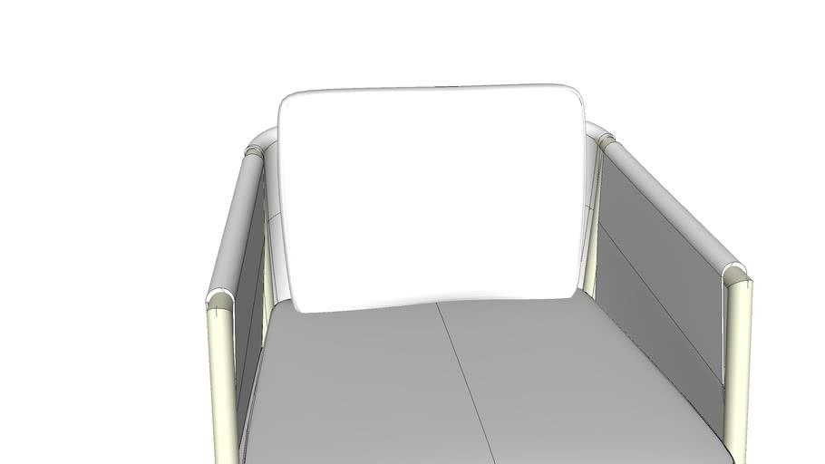 Drift Nautic - Cadeira A72*L54*P65 - DonaFlor