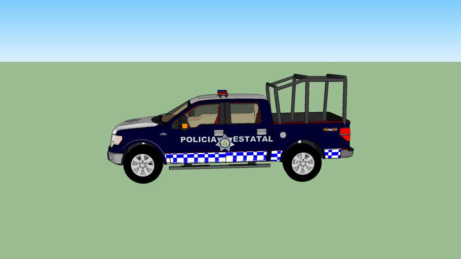 PATRULLA DE LA POLICIA ESTATAL PREVENTIVA DE VERACRUZ