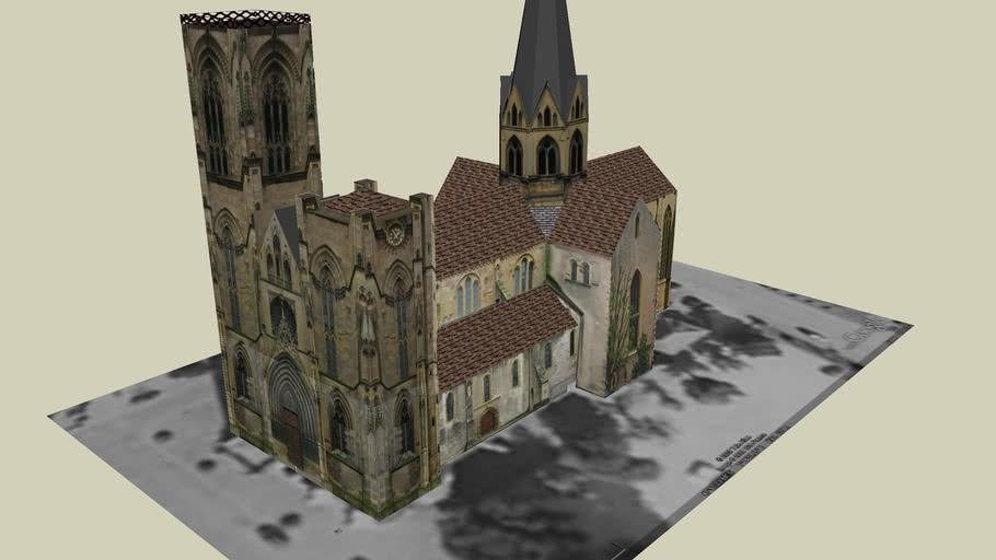 Eglise ND de Rouffach