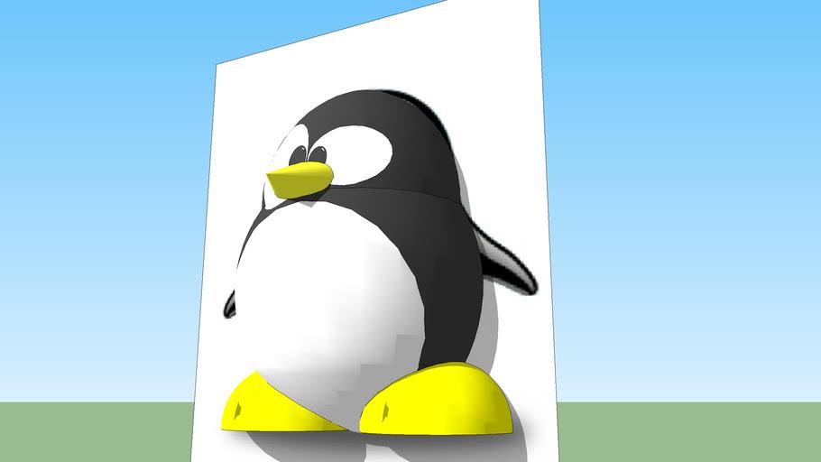 Davide - Pinguino Tux