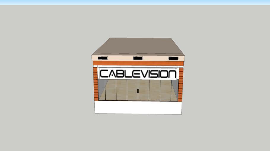 Local de Cablevisión de Galerías Saltillo