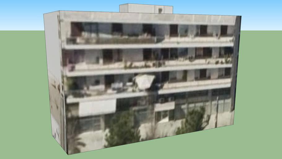 Building in Notios Tomeas Athinon, יוון