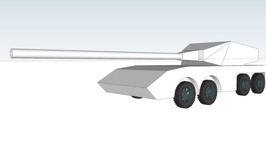IFV AHF-1A 145mm