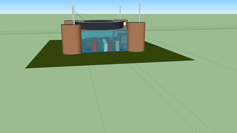 Estadio Futurista