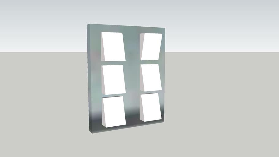 lichtschakelaar volledig aluminium Nele