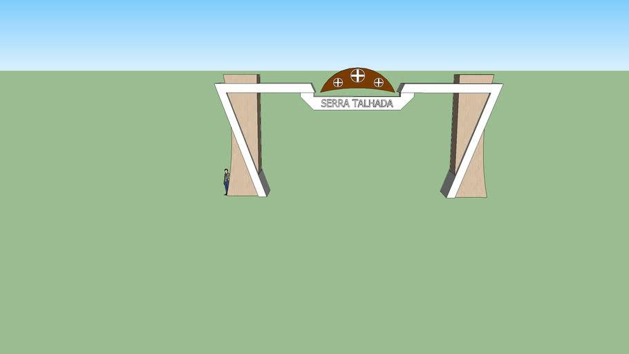 Modelo 1 CHAPEU DE LAMPÃO